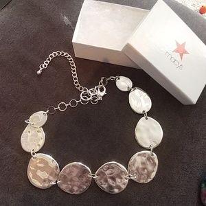 Silver Chico's necklace